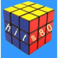 Logo de la radio hits80