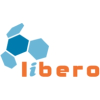 Logo of radio station Libero