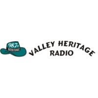 Logo of radio station CJHR 98.7FM