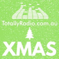 Logo of radio station Totally Radio Christmas
