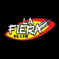 Logo of radio station La Fiera