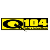 Logo of radio station Q104 Radio