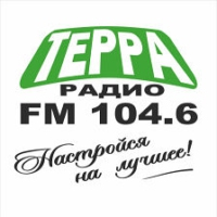 Logo of radio station Радио Терра