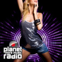 Logo of radio station Planetradio the club