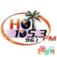 Logo of radio station Caribbean Hot