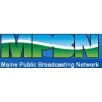Logo of radio station Maine Public Radio