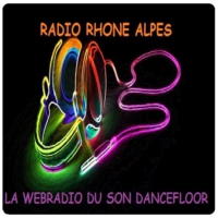 Logo of radio station Radio Rhône-Alpes