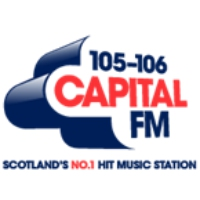 Logo of radio station Capital FM Edinburgh