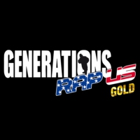 Logo of radio station Générations Rap US Gold