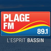 Logo of radio station Plage FM