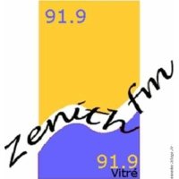 Logo of radio station Zénith FM 91.9