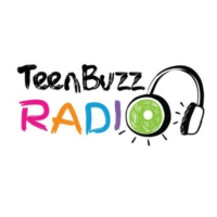 Logo of radio station Teen Buzz Radio