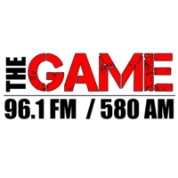 Logo de la radio KTMT The Game 96.1 FM