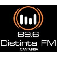 Logo of radio station Distinta FM