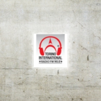 Logo of radio station Torino International