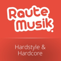 Logo of radio station RauteMusik - HardeR