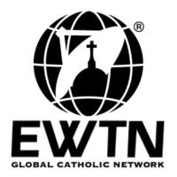 Logo of radio station EWTN