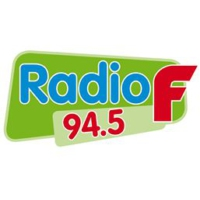 Logo of radio station Radio F