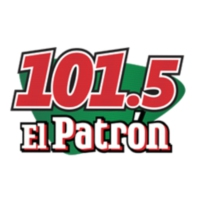 Logo of radio station KIZS 101.5 El Patron