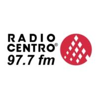 Logo of radio station XERC-FM Radio Centro 97.7 FM