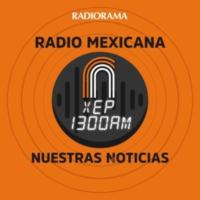 Logo of radio station XEP Radio Mexicana 1300