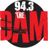 Logo de la radio WCMG The Dam 94.3