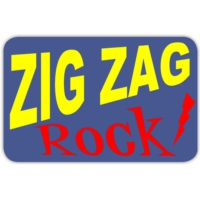 Logo of radio station Zig Zag Rock
