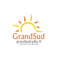 Logo of radio station GrandSud Radio