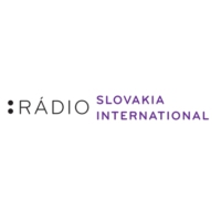 Logo of radio station Radio Slovakia International
