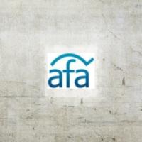 Logo of radio station WAQG AFR Inspirational