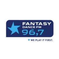 Logo of radio station FANTASY Dance FM 96.7