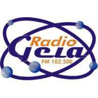 Logo of radio station Radio Gela