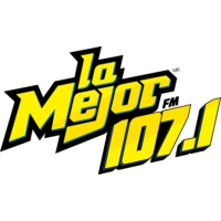 Logo de la radio XHHTY La Mejor 107.1 FM