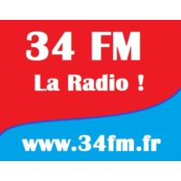 Logo of radio station 34 FM