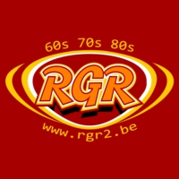 Logo of radio station RGR 60s 70s & 80s