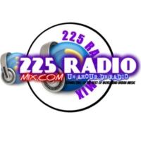 Logo of radio station 225 radio mix