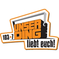 Logo of radio station UnserDing