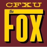 Logo of radio station CFXU 93.3 FM The Fox
