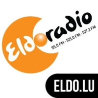 Logo of radio station EldoRadio 105 FM