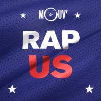 Logo de la radio Mouv' Rap US