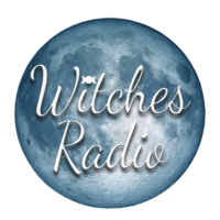 Logo of radio station Witches Radio