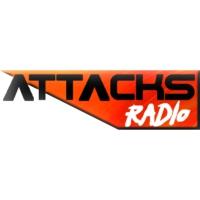 Logo of radio station Attacks Radio