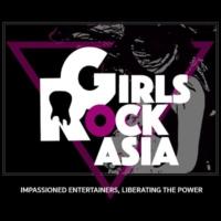 Logo of radio station Girls Rock Asia Radio