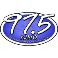 Logo of radio station KJMO Cool 97.5