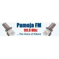Logo of radio station Pamoja FM