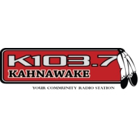 Logo of radio station K103 Kahnawake