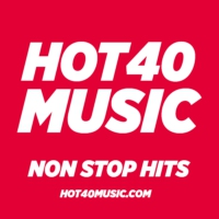 Logo de la radio Hot40Music