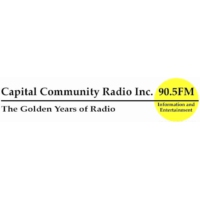 Logo of radio station Capital Community Radio