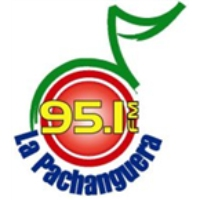 Logo of radio station La Pachanguera fm