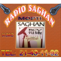 Logo of radio station Radio Saghan Mopti